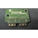 HP Carte USB Pour Ecran 790890300A00R, E157925 / W2207H