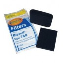 BISSEL FOAM FILTER SET STYLE 7 AND 8
