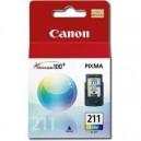 Canon CL-211 Cartouche d'encre couleur