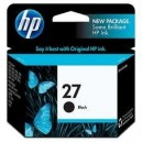 HP 27 Black Ink Cartridge C8727AC