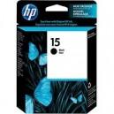 HP 15 Cartouche d'encre noire