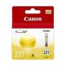 Canon CLI-221Y Cartouche d'encre Jaune