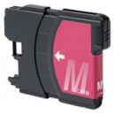 Brother LC61M Cartouche d'encre Magenta ( Compatible )
