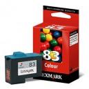 Lexmark 83 Cartouche d'encre couleur 18L0042