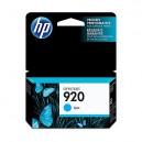 HP 920 Cartouche d'encre cyan CH634AC