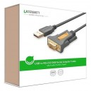 Adaptateur SERIE USB A RS-232 DB9
