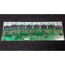 AKAI Carte Inverter I320B1-16A, 27-D008101 / LCT3201ADC