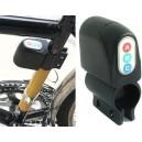 Alarme sonore antivol pour vélo et moto, scooter .  110 décibels