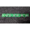SAMSUNG Boutons de contrôle BN41-00851A /LN40A500T1F
