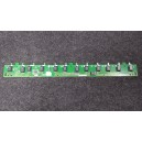 SAMSUNG Carte Inverter VBT71879.60, 19.40T04.002 / LN40C610N1F