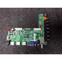 RCA Carte Main/Input T.MS3393.81, T500HVN01.1 / RLDED5078A-D