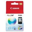 Canon 211, CL-211, CL211 Cartouche d'encre couleur