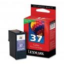 Lexmark 37 Cartouche d'encre couleur 18C2165, 18C2140