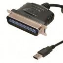 ADAPTEUR A USB PARALLELE POUR IMPRIMANTE