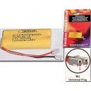 Wellson Piles rechargeables pour téléphone sans fil Model : 18