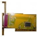 DOLPHIN Carte Port Parallèle pour Imprimante PCI SLOT Modèle : H9MPAR40XX