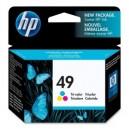 HP 49 Cartouche d'encre tricolore