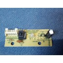 CURTIS Carte IR TV3205-ZC25-01, 303C3205231 / LCD3213