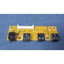 DELL Carte USB/Audio 715G4255-T01-000-0H1S / ST2220Tc