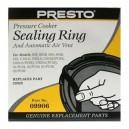 Presto anneau en caoutchouc avec bouchon d'air 09906