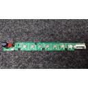 HAIER Boutons de contrôle + Capteur IR 303CMG30243, TV3024-ZC10-01 / 42E3500