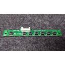 AKAI Boutons de contrôle E3701-051050 REV:0.3 / LCT3201ADC