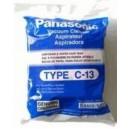 PAN-3900 Sacs pour Aspirateur