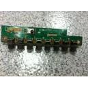DIGISTAR Carte boutons de contrôle et capteur IR 0091802138 V1.0 E227809 / PH-4210D